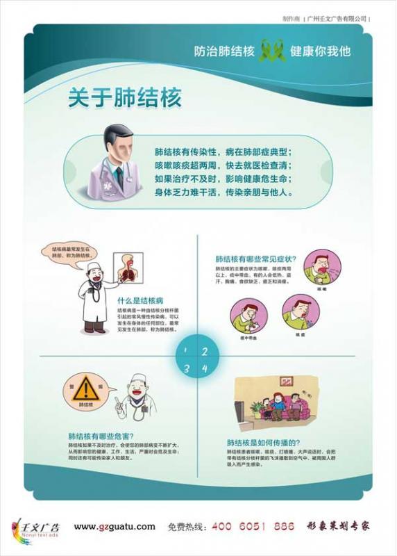 傳染科常見疾病知識_關于肺結核(一)